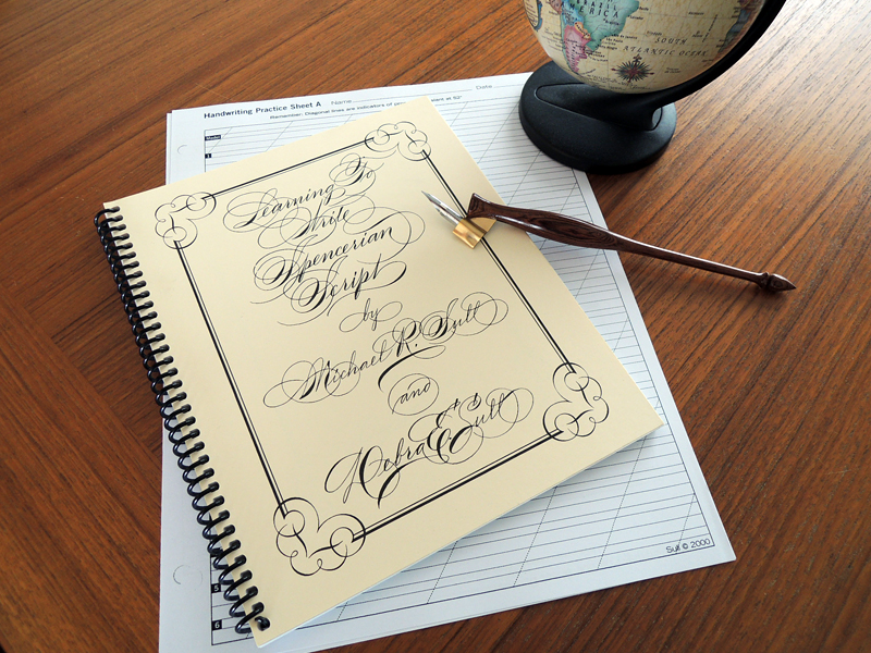 Spencerian Workshop with Michael Sull