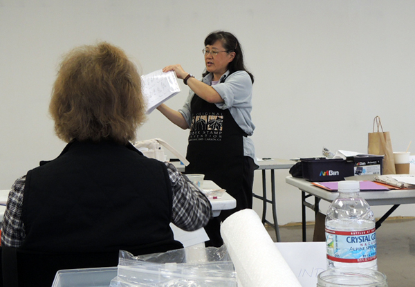 Jane Shibata's Casual Pointed Pen Workshop